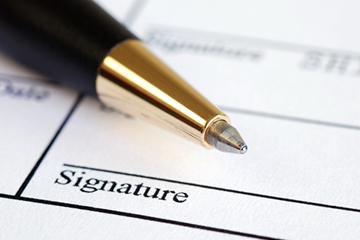 Le non-respect d'un contrat